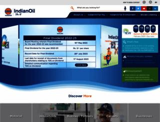iocl.com screenshot