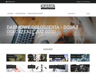 ioferta.pl screenshot