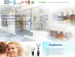 ioideavanzada.com.ar screenshot