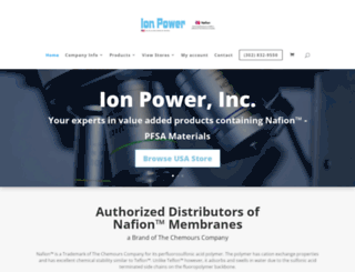 ion-power.com screenshot