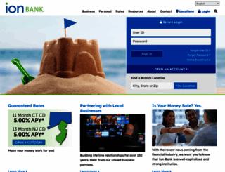 ionbank.com screenshot