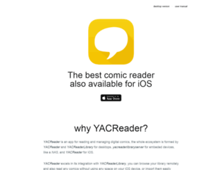 ios.yacreader.com screenshot