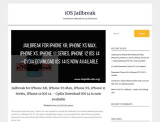 iosjailbreak.org screenshot