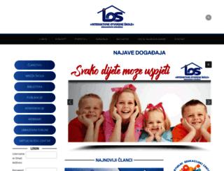 ioskole.net screenshot