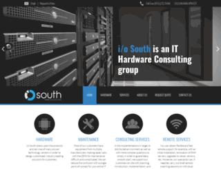 iosouth.com screenshot