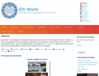 iov-world.com screenshot
