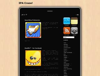 ipa-and-more.blogspot.com screenshot