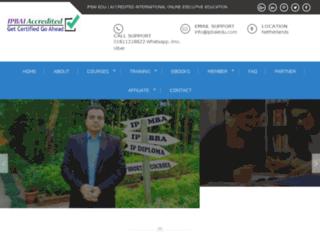 ipbaiedu.com screenshot
