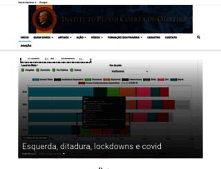 ipco.org.br screenshot