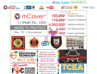 ipearl-inc.com screenshot