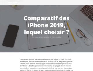 iphone-apple.fr screenshot