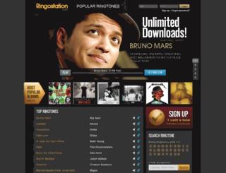 iphone.ringostation.com screenshot