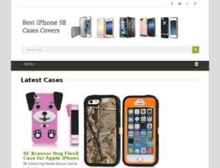 iphone5secase.com screenshot