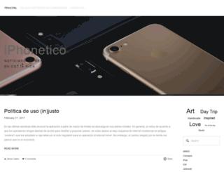 iphoneti.co screenshot