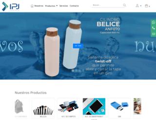 ipj.com.mx screenshot