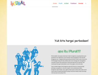 iplural.org screenshot