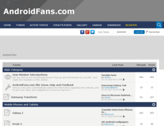 ipod-forum.com screenshot