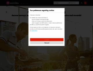 ipoints.co.uk screenshot