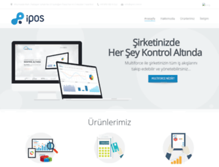 ipos.com.tr screenshot