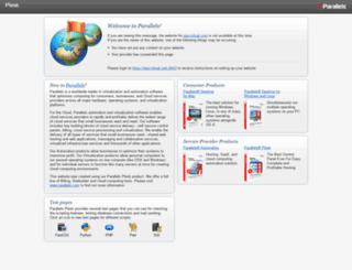 ippcvirtual.com screenshot