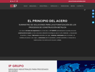 ipsl.es screenshot