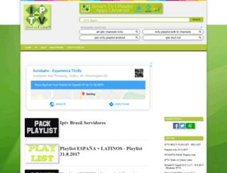 iptvlinks.com screenshot