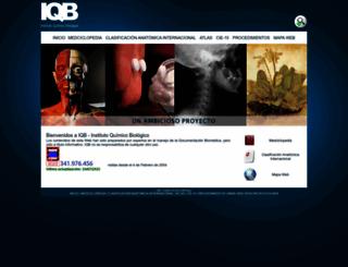 iqb.es screenshot