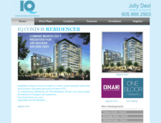 iqcondo.com screenshot