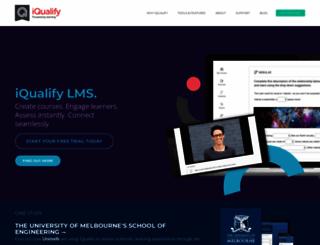 iqualify.com screenshot