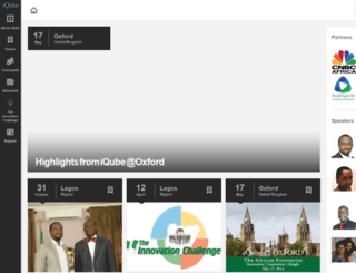 iqubeonline.com screenshot