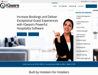 iqwareinc.com screenshot