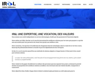 ir-l.com screenshot