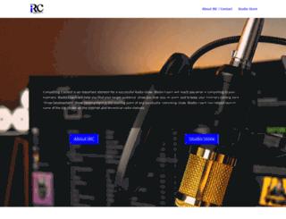 iradiocoach.com screenshot