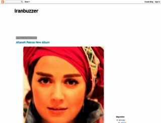 iranbuzzer.blogspot.pt screenshot