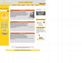 iranet.com screenshot