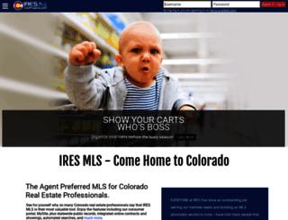 iresis.com screenshot