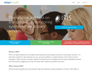 iris.ac screenshot