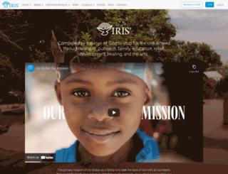 irismin.org screenshot