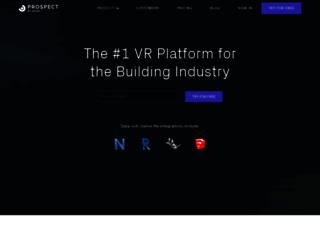 irisvr.com screenshot