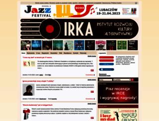irka.com.pl screenshot