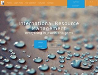 irm-as.com screenshot