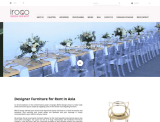 irocodesign.com screenshot