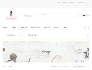 iromashop.com screenshot