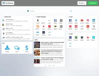 iron-start.com screenshot