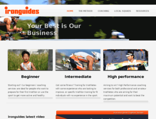 ironguides.net screenshot