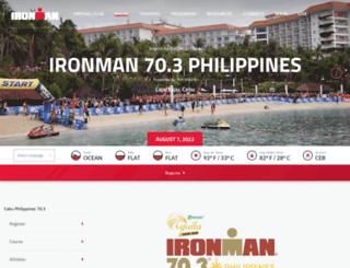 ironman703phil.com screenshot
