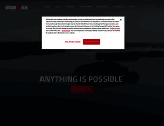 ironmanpaysdaix.com screenshot