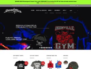 ironville.com screenshot