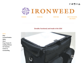 ironweedbp.com screenshot