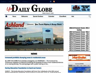 ironwoodglobe.com screenshot